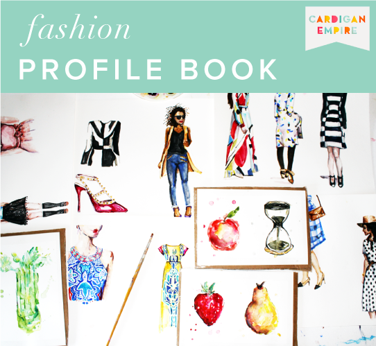 fashion-profile-book