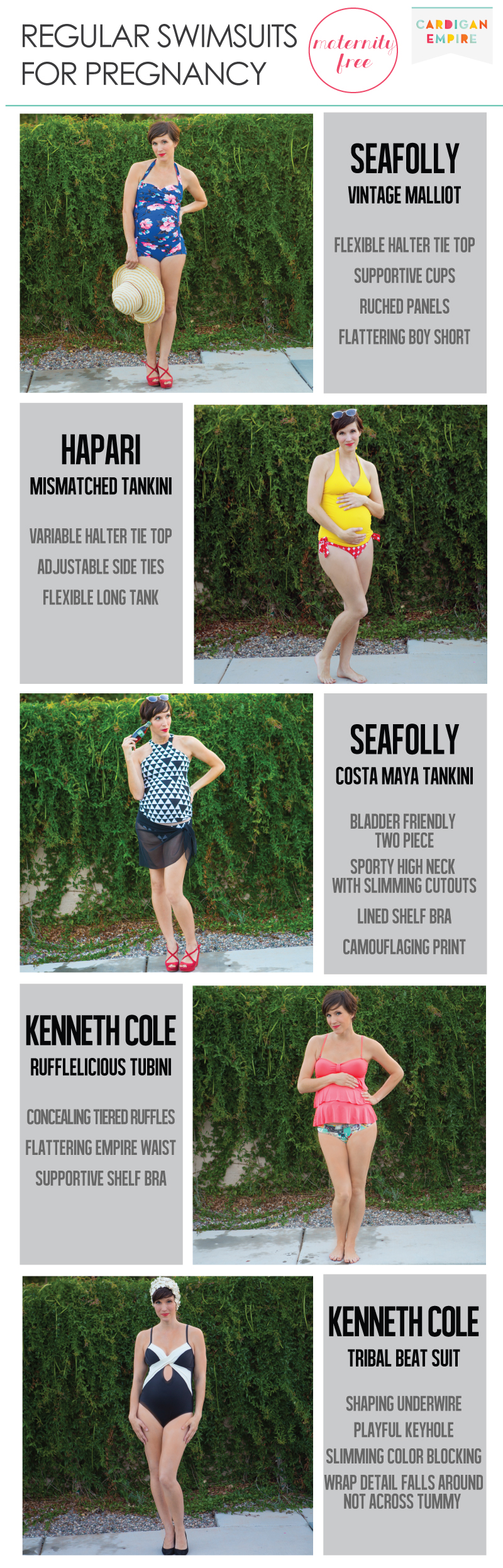 how-to-wear-regular-swimsuits-for-maternity