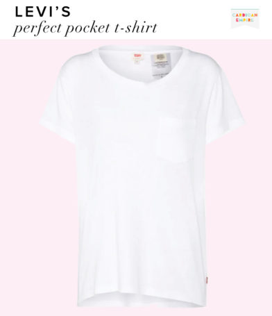 Levi's Perfect Pocket T-Shirt